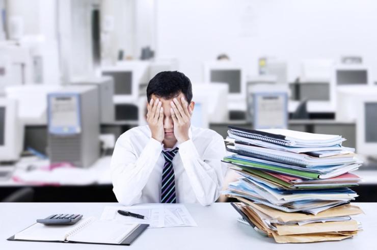 Unos consejos para controlar el estrés que te pueda ocasionar el trabajo    Depro Consultores